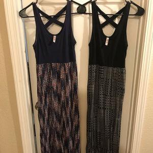 Mudd Maxi Dresses (2) - small
